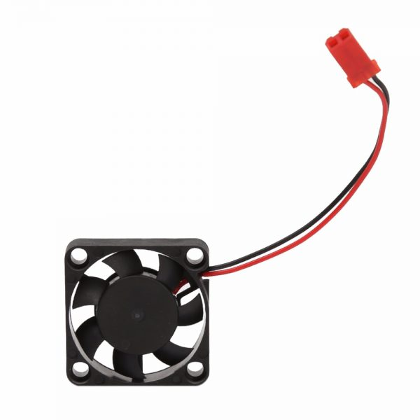 DC 5V/12V 30*30*7mm Small 2Pin Brushless 2-Wire 3007S Axial Cooler Cooling Fan