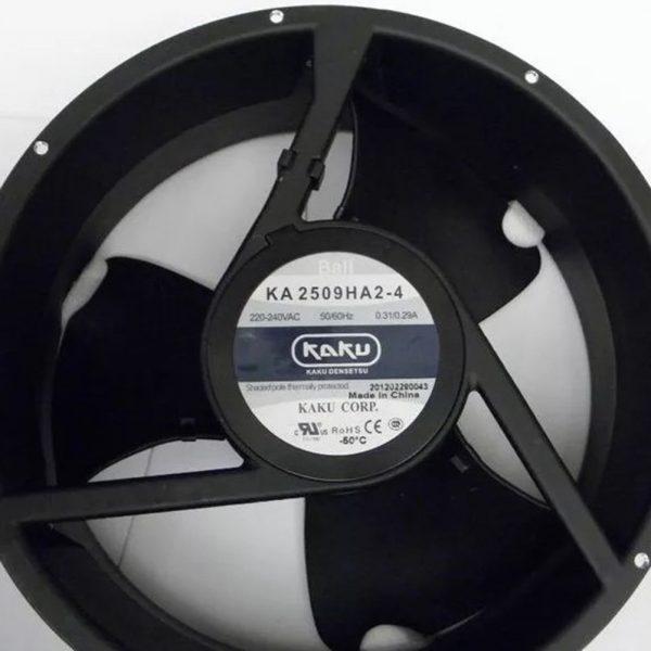 For KAKU KA2509HA2-2 KA2509HA2-4 25489 220V High temperature resistant fan