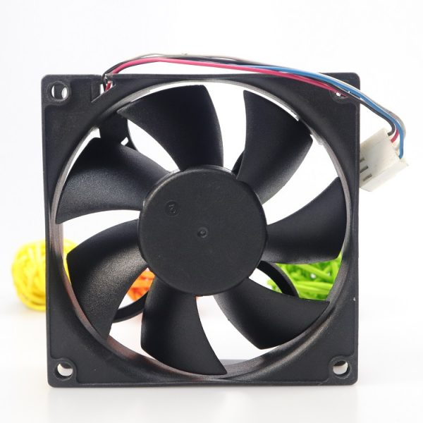 ADDA 12V 0.65A AD0812VB-A7BGP 8025 80x80x25mm server inverter axial cooler cooling pwm blower