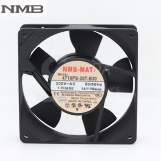 Original NMB 4710PS-20T-B30 12025 120mm AC 200V exhaust fan industrial Axial centrifugal