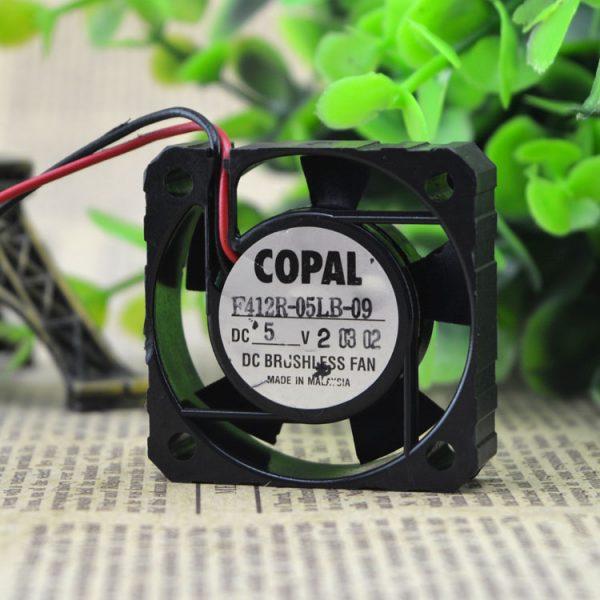 Free Delivery. Original COPAL 4 cm 4012 DC5V A F412R - 05 0.09 lb - 09 ultra-quiet cooling fans