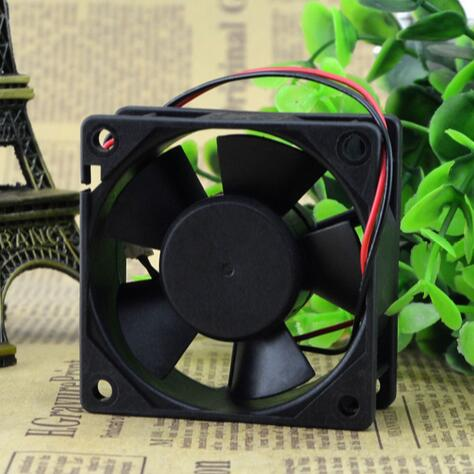 Original SUNON 60*60*25 24V 2.6W KDE2406PTB1 2 wire cooling fan inverter fan
