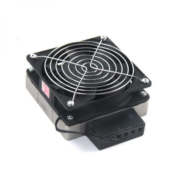 Free Shipping Quality Product Industrial Electric Cabinet Heater 100w Industrial Fan heater HVL031 Series