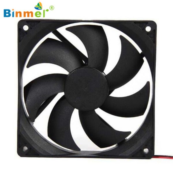 Hot-sale BINMER Compuer Fan Cooler 120*120mm 1800PRM 4 Pin 12V DC Brushless PC Computer Computer Case Cooling Fan 1112