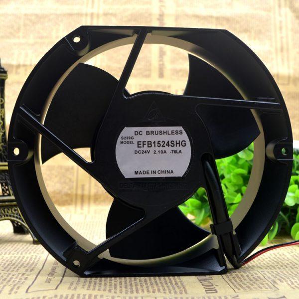 New original EFB1524SHG 15CM 24V 2.1A ACS510 / 550 ABB drive fan