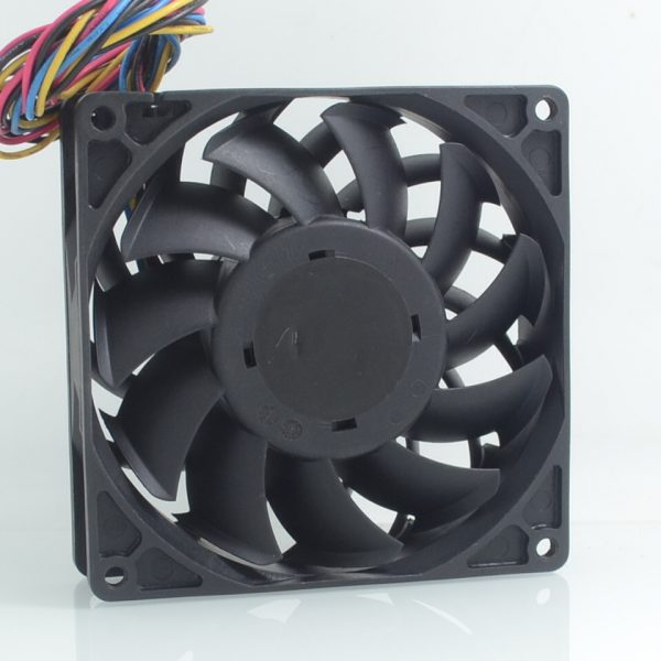 AVC DB09225B48S 48V 0.29A 4 wire thermostat comes with a temperature sensor ball fan