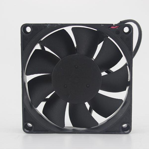 8015 8CM 8cm 24V 0.17A inverter double ball cooling fan 3200 turn