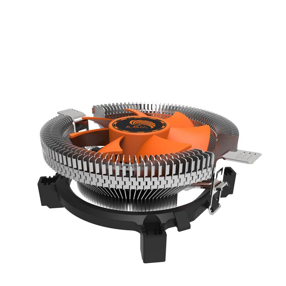 New Cpu Cooling Cooler Fan Heatsink Blade For Intel Lga 1155 Original Lga1155 1156i3