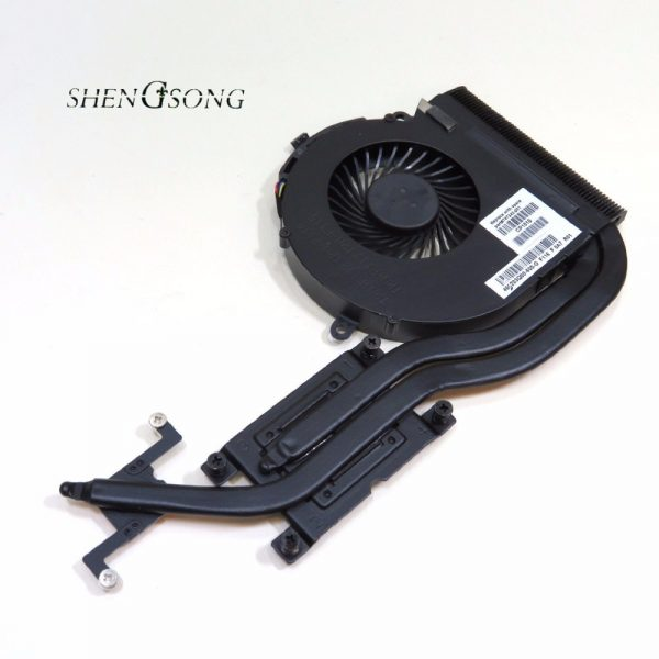 USED working good cooler for HP compaq 14-a 15-a 14-d 15-d series 240 250 G2 cooling heatsink with fan 747242-001 DSC model
