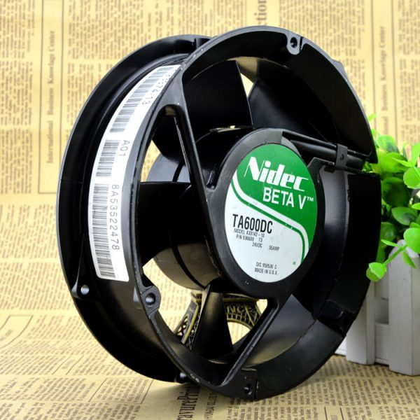 Free Delivery. TA600DC A33142-10 24 v 0.55 A 17 cm 17050 inverter fan