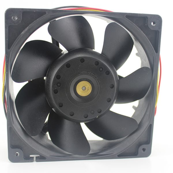 Sanyo 109P1348S103 48V 0.3A 12038 12.7CM three-wire cooling fan