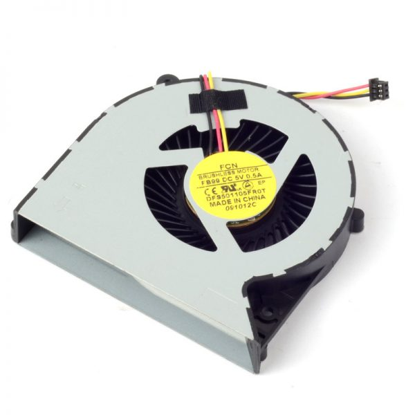 Replacements Laptops Computer Cooling Fan CPU Cooler Power 5V 0.5A Accessories Fit For Toshiba C850/C870/L850 3 Pin F1174