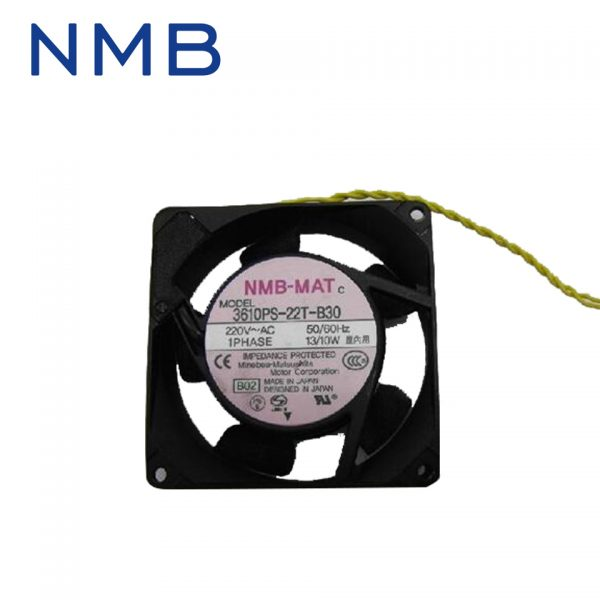Free shipping NMB cooling fan 3610PS-22T-B30 220V instrumentation axial 92*92*25mm