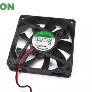 Original SUNON KD1207PHB1 70mm 7cm DC 12V 2.9W cooling fans 7015 70x70x15mm