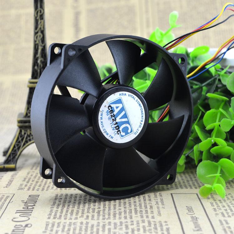 AVC DA09025B12U 12V 0.7A double ball bearing cooling fan