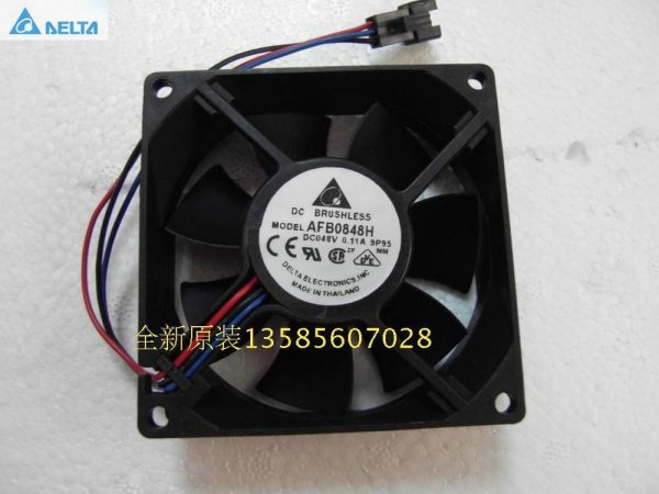 Delta Blowers AFB0848H 8025 48V 0.11A blower fan