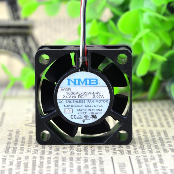 Free Delivery. 1606 kl 4015-05 w - B49 24 v 0.07 A dual ball 3 line 4 cm inverter fan