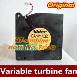 100% Original NIDEC D12F-24PLH1C13 24V DC 0.91A 12032 frequency turbine fan 120X120X32mm