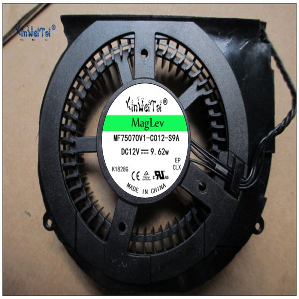 Free Shipping DC12V 0.48A Server Cooling Fan For Protechnic MGT8012YF-W20 Server Round Fan 95X80X22mm 4-wire