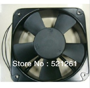 240V AC 70W 0.45A 285CFM 200*200*60mm TA20060HBL-2 Square Ventilating fan / Industrial Pipe Axial Ventilated Exhaust Fan