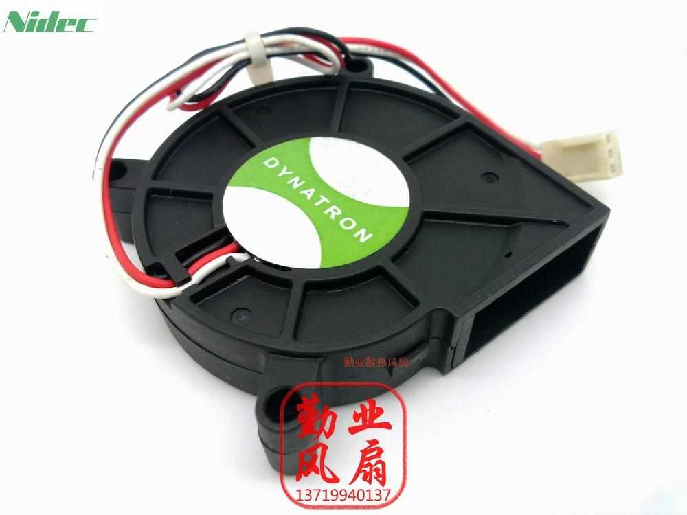 Nidec Blower DB126015BU 6015 12V 0.62A 6CM turbo fan Server Inverter Cooling Fan