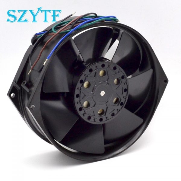 Free shipping 5E-DVB 5E-DVB-1 230V 150x170x55mm Braim dual voltage high temperature iron fan leaf