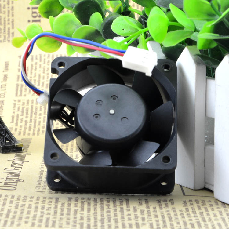 for Nidec 6025 12V 0.17A 6cm Silent Power Supply Chassis//Server Fan B35572-58G