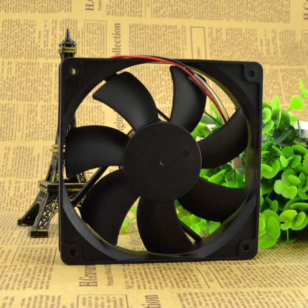 Free Delivery. 1225 12 v 0.33 A AD1212MB - A71GL chassis power supply fan
