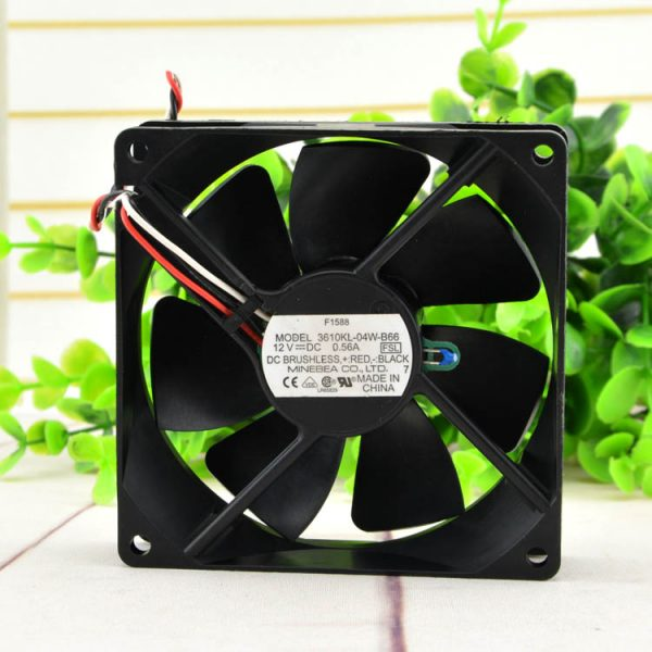 New original 6CM 6015 24V 0.7W KDE2406PHV3-A 3-wire inverter fan