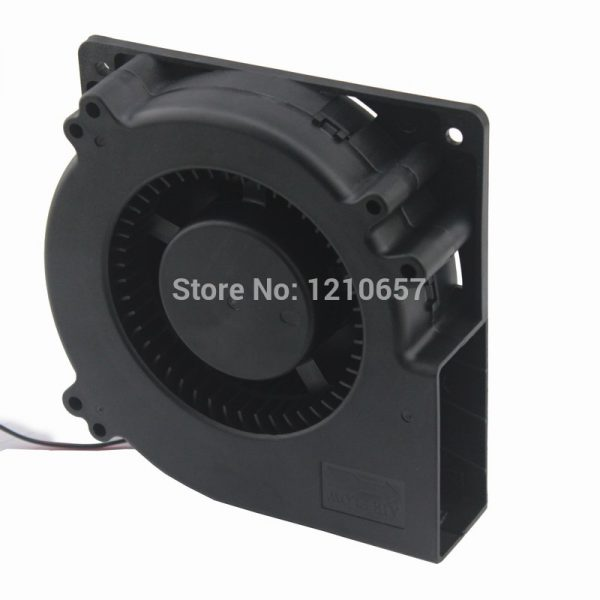 10PCS lot Gdstime 12032B 120mm x 32mm 48V 2Pin Ball Brushless Axial Industrial Flow Cooling Blower Fan