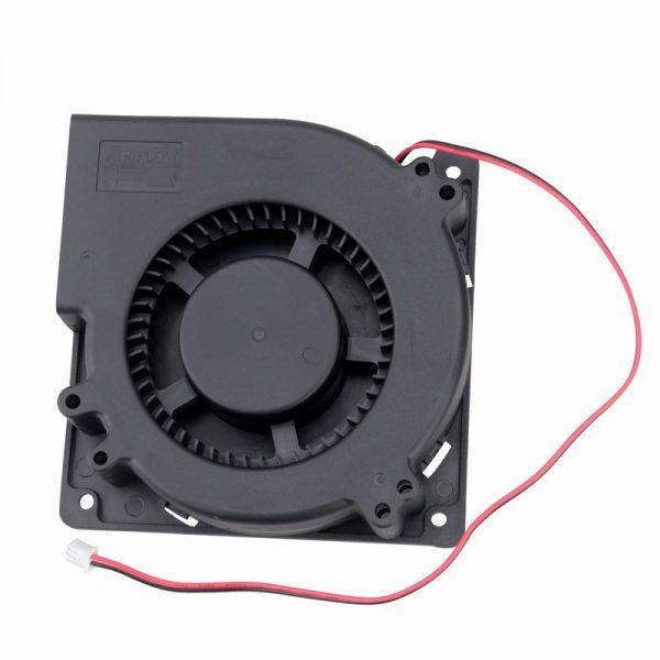 100Pcs Gdstime Brushless Cooling Blower Fan DC 48V Dual Ball 120x120mm Turbo Cooler 12032 High Speed 120mm x 32mm 12cm