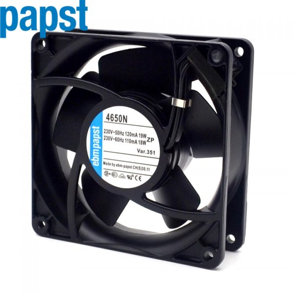 4650N original 230V TYP4650N 19/18W all 12038 metal high temperature resistant wind