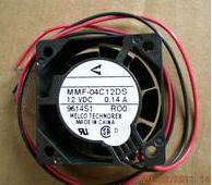 Original 12V 0.14A MMF-04C12DS-RO0 two wire inverter fan