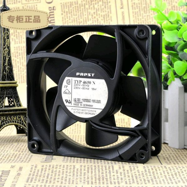 Free Delivery. 12038 original TYP4650N 220 v 18 w all metal high temperature cooling fans