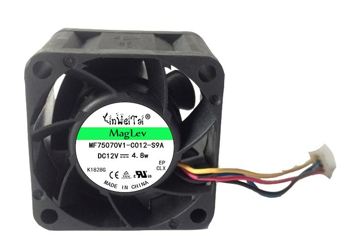 3pcs Fan for FFB03612EHN Mini Micro Fan Industrial 1U Server Inverter  Cooling Fans DC 12V 0 75A 3628 36*36*28mm