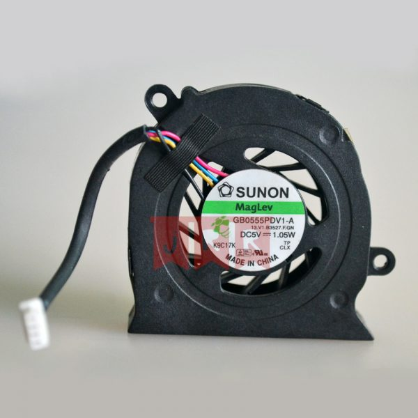 100% Original New Laptop Cooling Fan For Hp Elitebook 2530p 2530 2533t 2533 sunon 492568-001 CPU Cooler