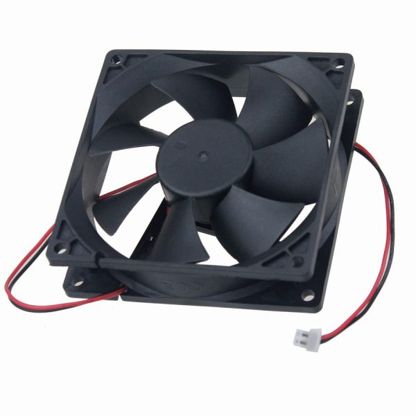 1 Piece Gdstime 24v PC Computer Cooler 24 Volt 92mm 92x92x25mm 9225S Axial Flow Brushless Case Cooling Fan 90mm 9225