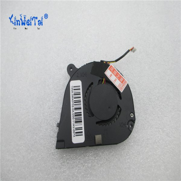 Original New Laptop CPU Cooling Fan For Acer Aspire One 756 V5-131 V5-171 AB06505HX06P300 DC 5V 0.4A 3 Pins DC28000BPA0