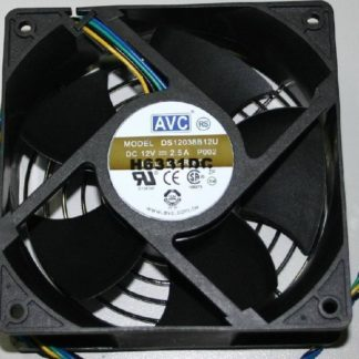 Original for AVC DS12038B12U 120*120*38MM 12v 2.5a 12cm 4 lines PWM Computer cooling fan