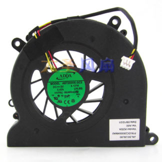 Original ADDA AB7205HX-GC3 DC 5V 0.40A three-wire laptop fan