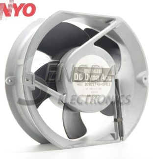 Sanyo 109E5748H5H03 17251 172mm 17cm DC 48V 0.28A mechanical metal Aluminum Frame server inverter fan