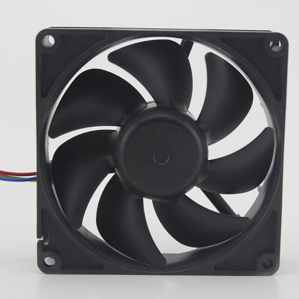 9025 9A0924G4D01 24V 0.19A three-wire 9 cm reverse inverter chassis alarm fan