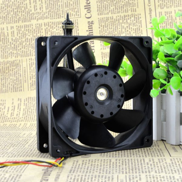 Free Delivery. 109 r1212h1131 DC12V 0.52 A 12 cm 12038 inverter fan