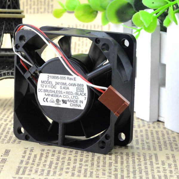 Free Delivery. The original 2410 ml - 6025-04 w B69 12 v 0.40 A third line industrial cooling fan