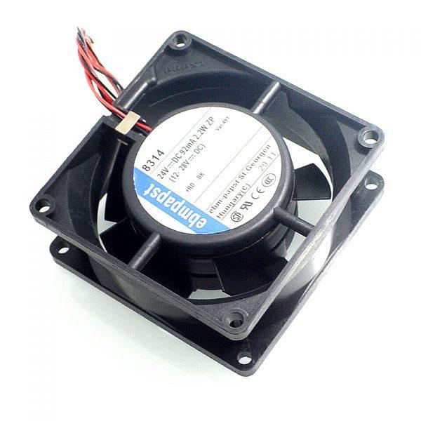 10pcs 2-wire 83*83*14 2.2W double multifan 8032 8314 inverter cooling fan