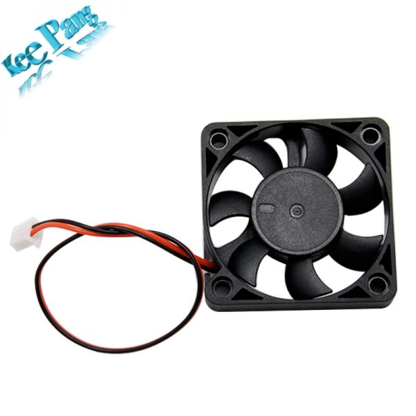 5pcs 12V 24V 4010 Cooling Fan 2 Pin Dupont Wire 3D Printers Parts Brushless Cool Fans Part 40*40*10 Quiet DC 40m Cooler Radiator