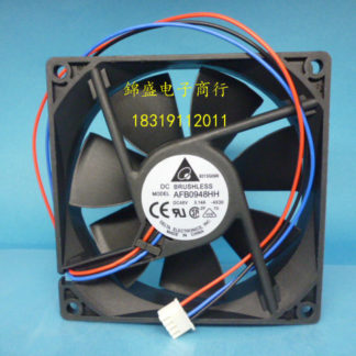 Original Delta DC 48V 0.14A 90*90*25MM 9CM AFB0948HH 9025 (3 Line 4P) Server Cooling Fan