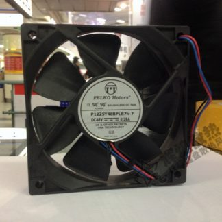 NEW FOR PELKO Motors 12025 48V 0.28A 12CM P1225Y48BPLB7h-7 Frequency converter cooling fan