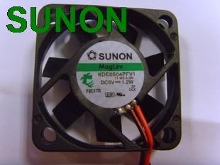 SUNON KDE0504PFV1 4010 40mm 5V 1.2W server inverter Cooling Fan