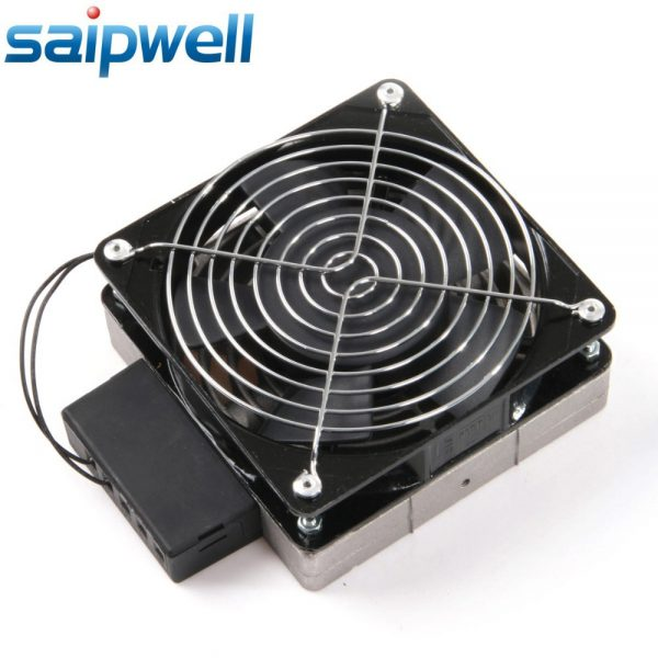 400w Heater with Fan Industrial Cabinet Fan Heater HVL 031-400W